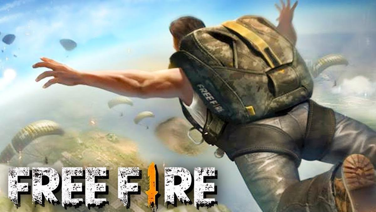 Imagem oficial Free fire
