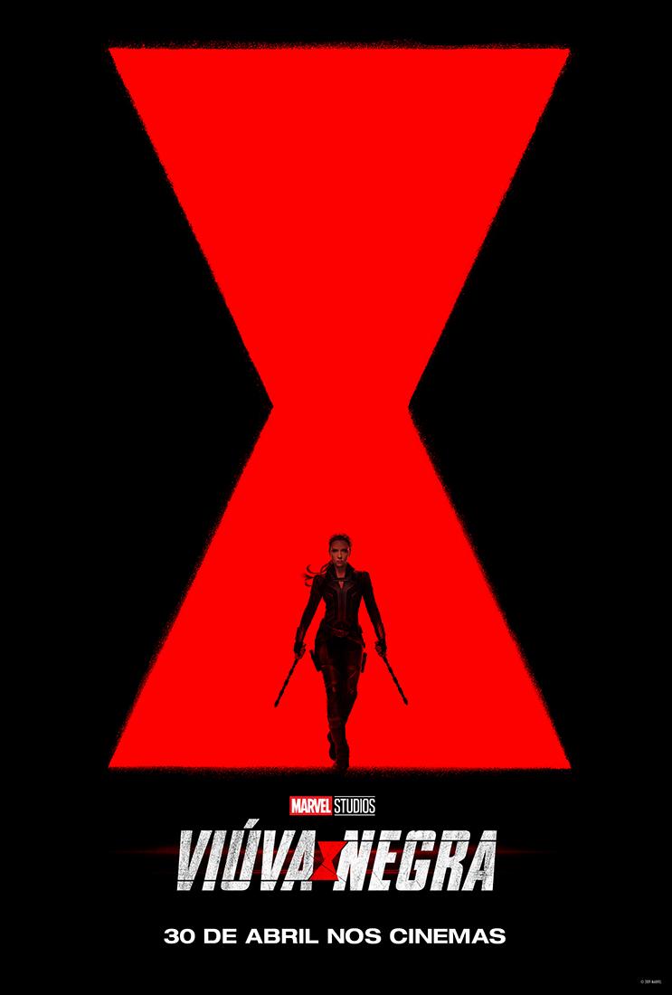 Viúva Negra: Marvel lança primeiro trailer oficial