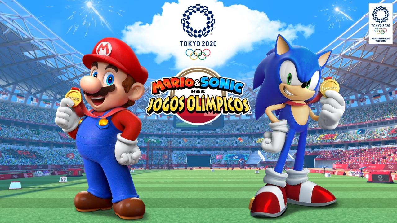Mario & Sonic nos Jogos Olímpicos de Tóquio 2020