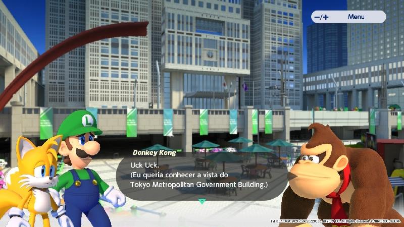 Mario & Sonic nos Jogos Olímpicos não é seu próximo party game – Análise