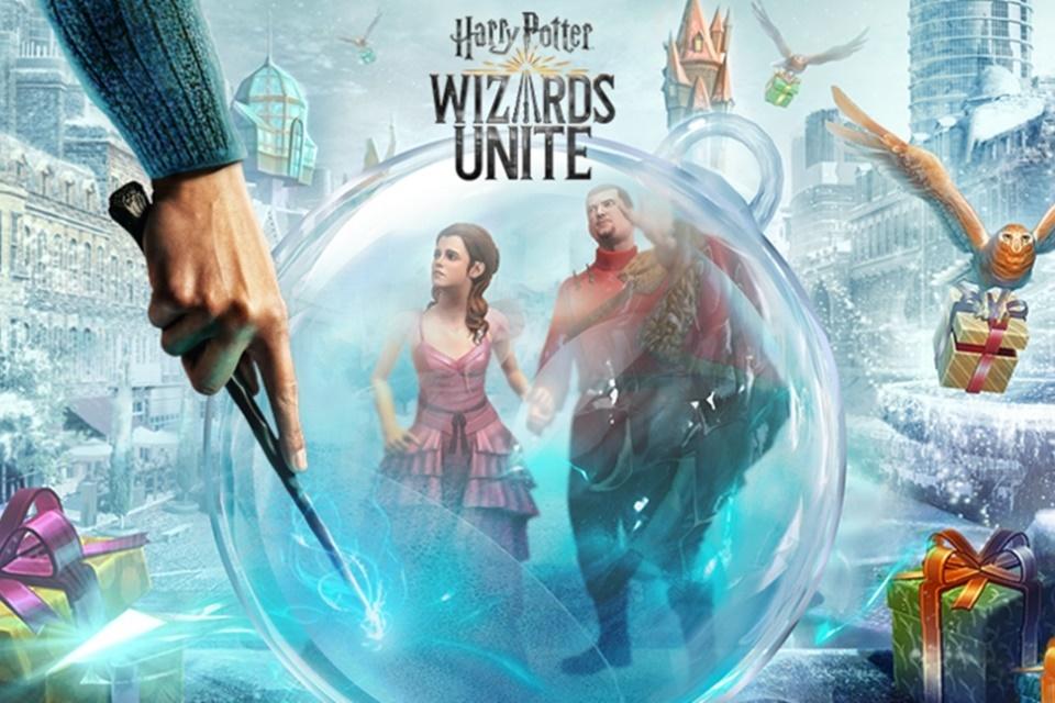 Harry Potter: Wizards Unite tem eventos de fim de ano revelados