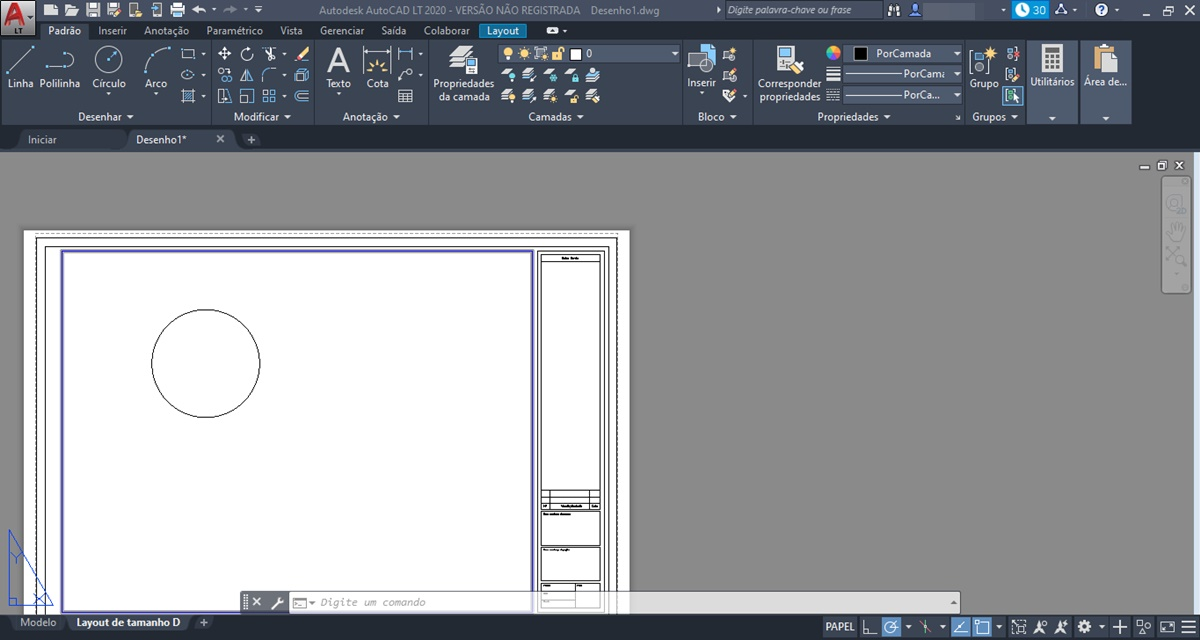 AutoCad LT - Imagem 2 do software