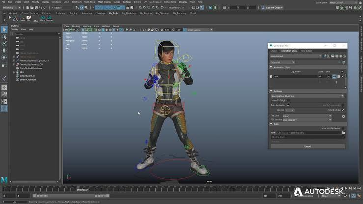 Maya LT - Imagem 1 do software