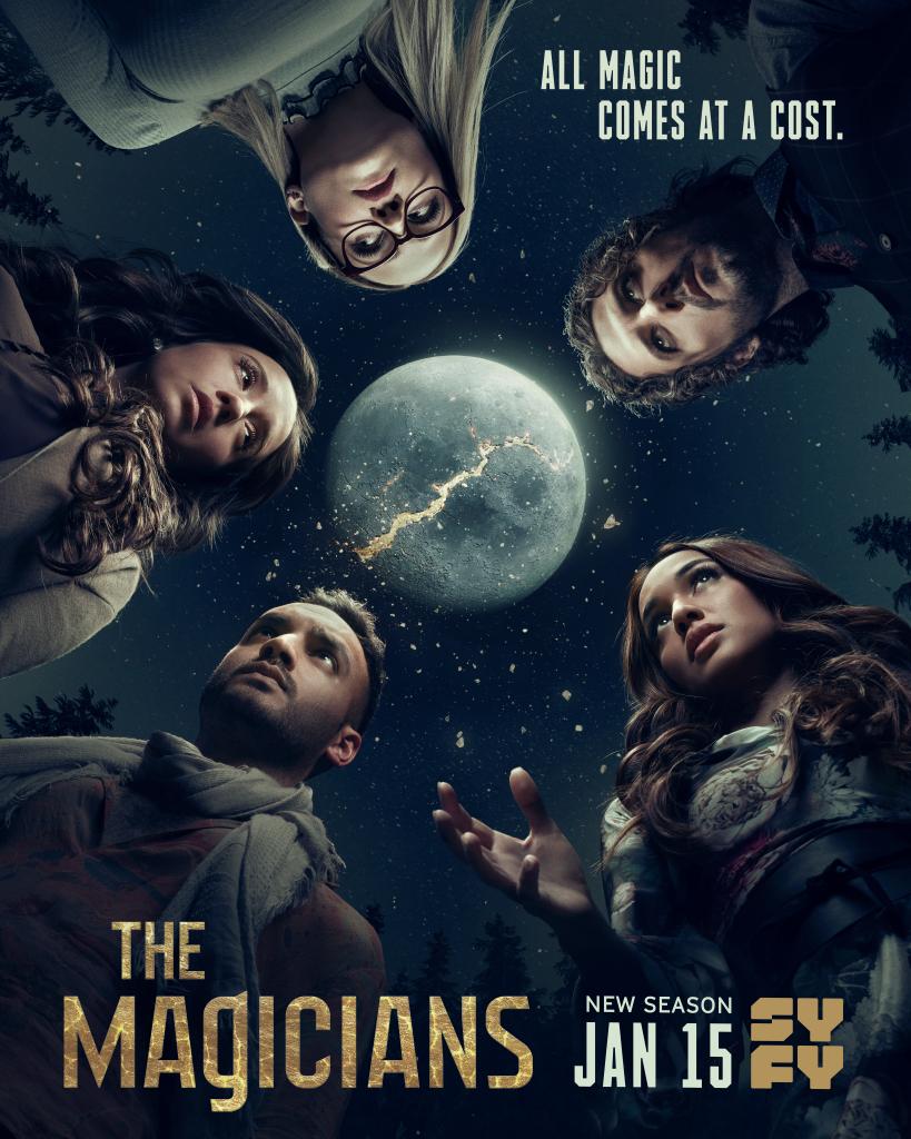 The Magicians: trailer oficial da 5ª temporada anuncia o fim do mundo