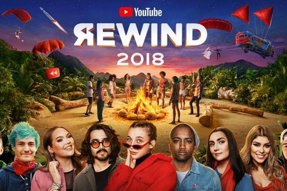 YouTube diz que o Rewind 2019 será diferente do fracasso de 2018
