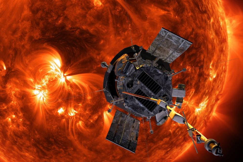 Sonda Parker Solar coletou informações impressionantes do Sol