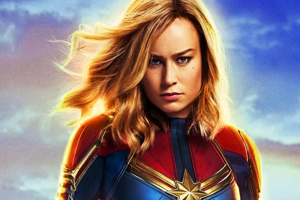 Capitã Marvel ganha prêmio de filme com mais falhas de 2019