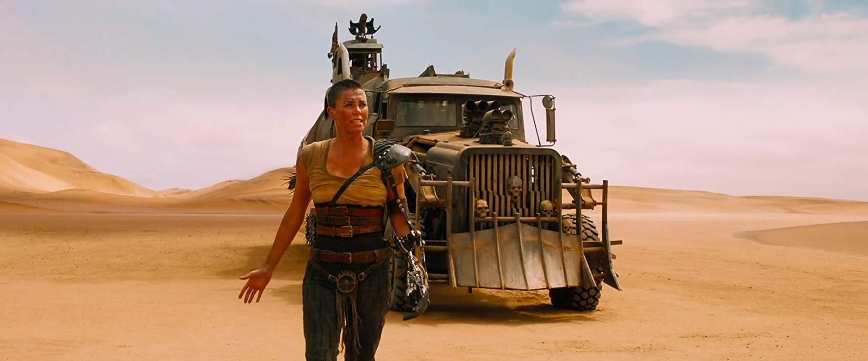 Mad Max: Estrada da Fúria - 2015 (Fonte: IMDb/Reprodução)