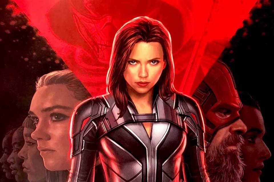 Scarlett Johansson diz não é 'tarde demais' para filme da Viúva Negra