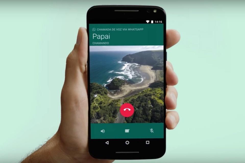 WhatsApp ganha ligação em espera e controle de grupos; nada do modo escuro