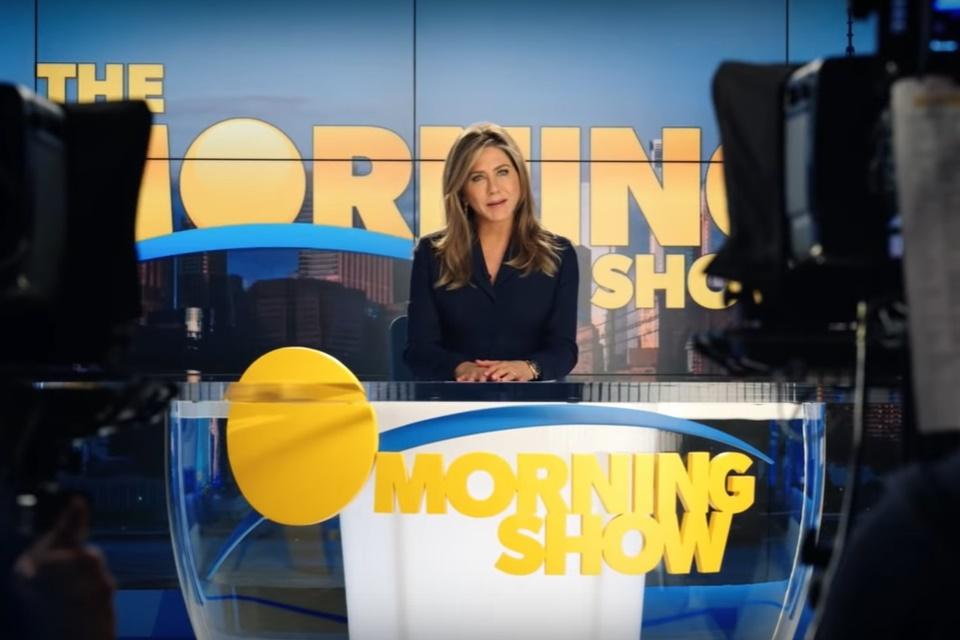 Apple leva primeira indicação ao Globo de Ouro com The Morning Show