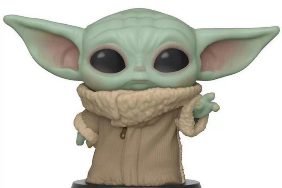 Funko Pop do Baby Yoda começa sua pré-venda nos EUA