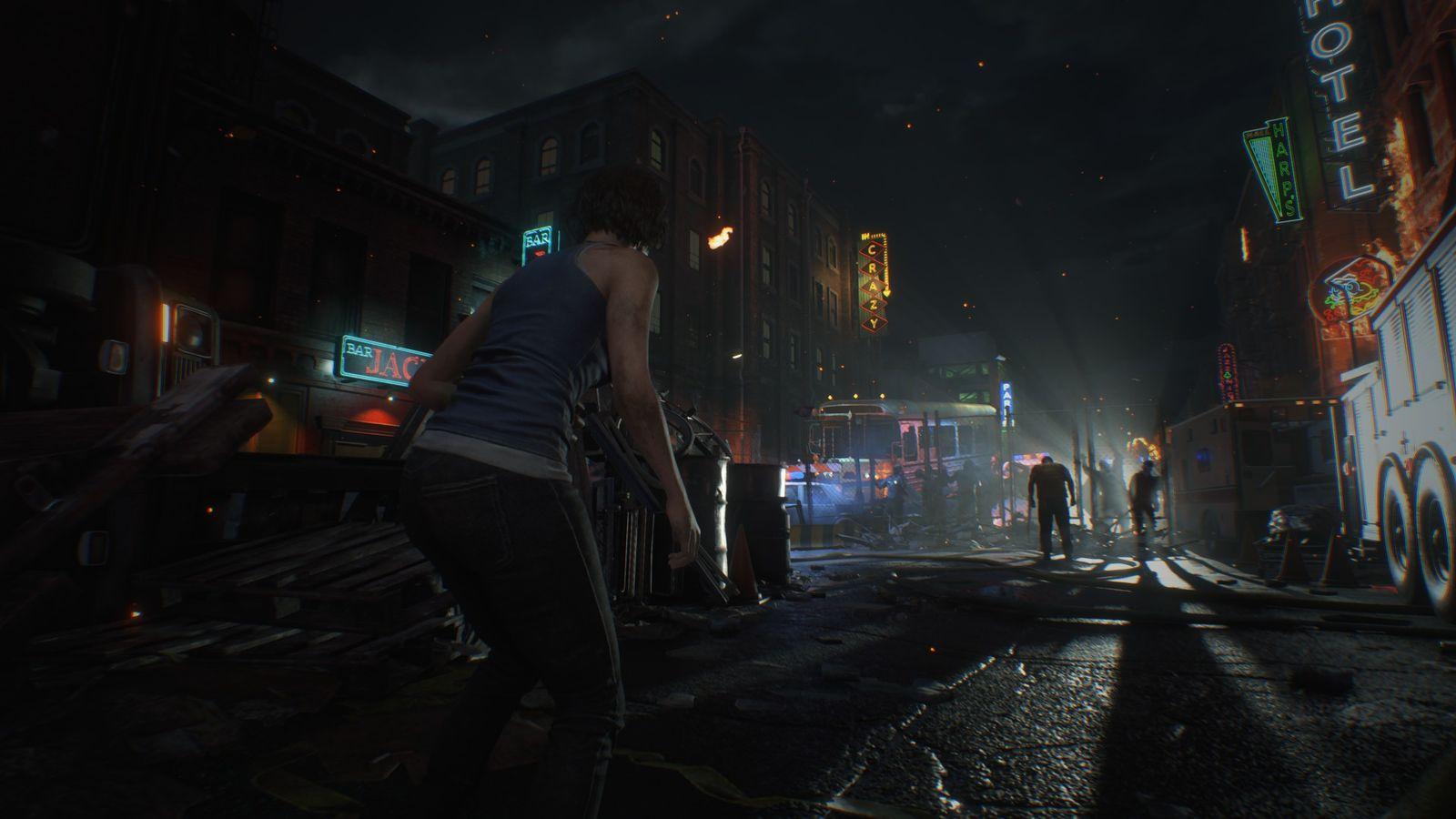 Resident Evil 3 Remake ganha novas screenshots e vídeo de gameplay