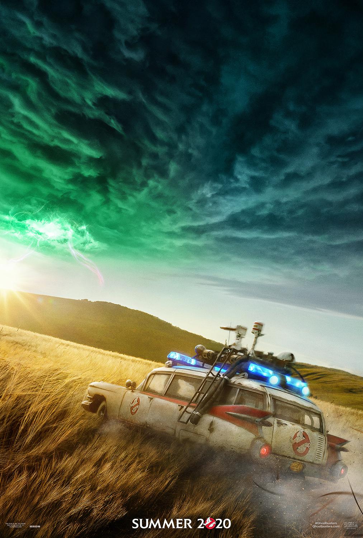 Ghostbusters: Mais Além ganha seu primeiro trailer completo
