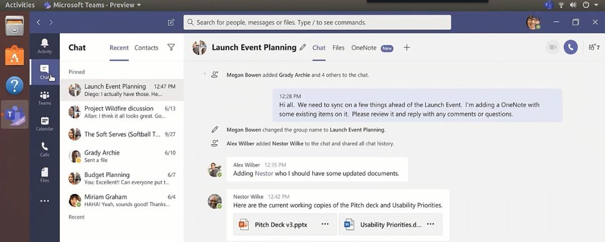Imagem de: Microsoft Office no Linux: 1° app já está disponível para baixar