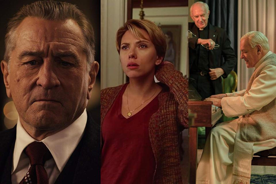 Netflix lidera a lista de indicados ao Globo de Ouro