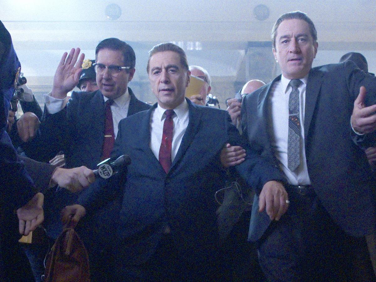 O Irlandês foi visto por 26 milhões de pessoas na Netflix