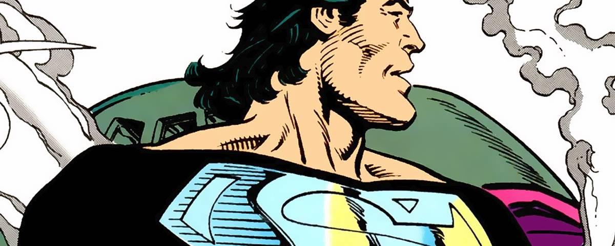 'Meu Superman': Zack Snyder divulga foto do herói com traje preto