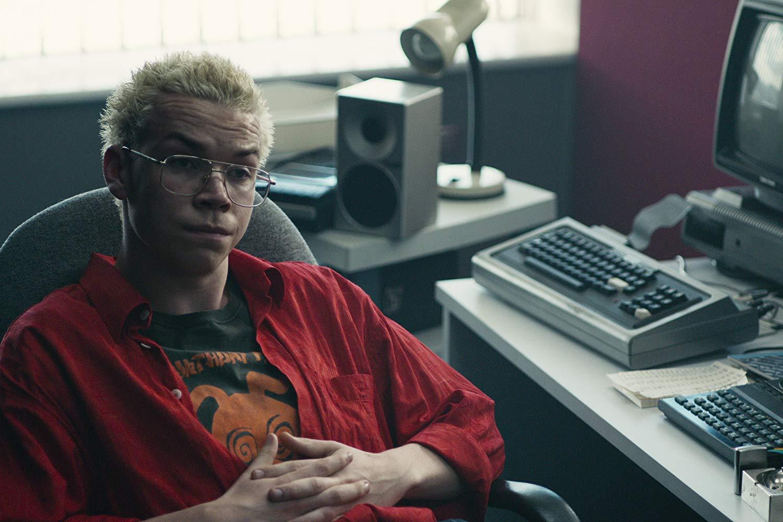 Will Poulter em 'Black Mirror: Bandersnatch' (Fonte: IMDb/Reprodução)