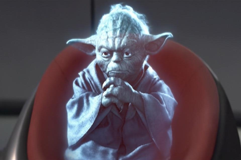 Estilo Star Wars: cientistas criam hologramas 'táteis' e com som