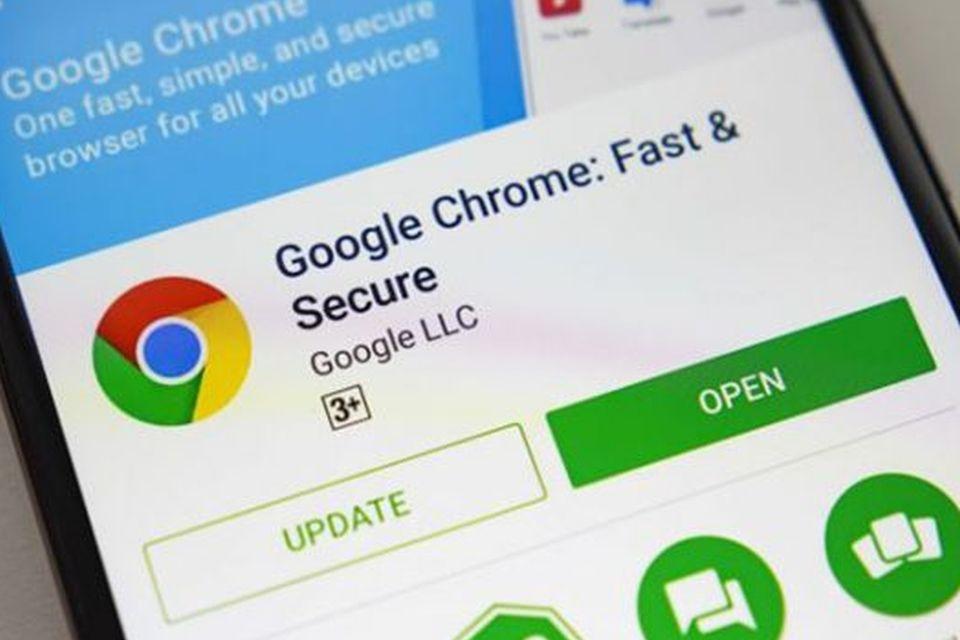 Google Chrome pode ganhar editor de capturas de tela no Android