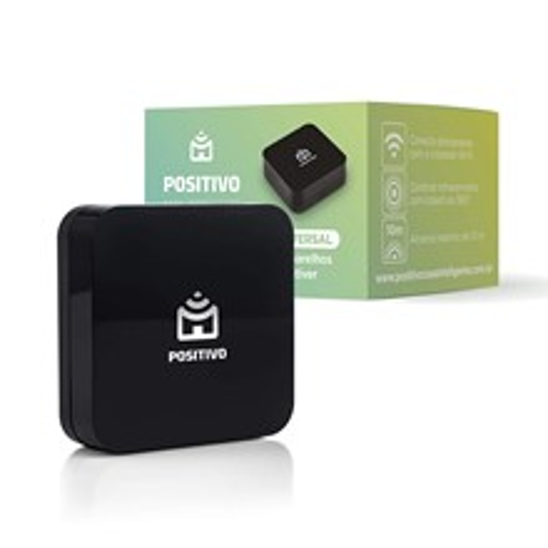 Imagem: Smart Controle Universal, Positivo Casa Inteligente