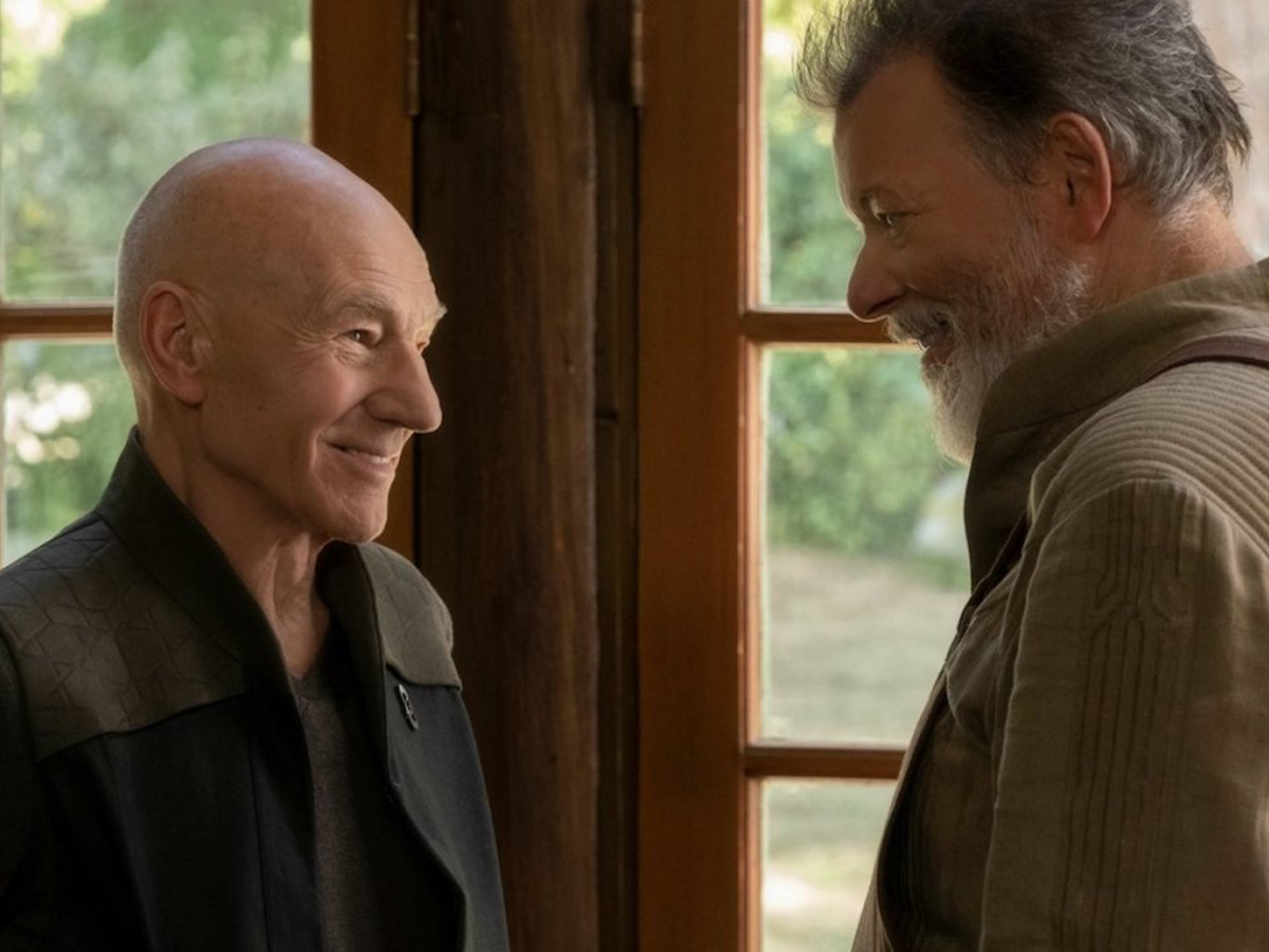 Star Trek: Picard é renovada para a segunda temporada
