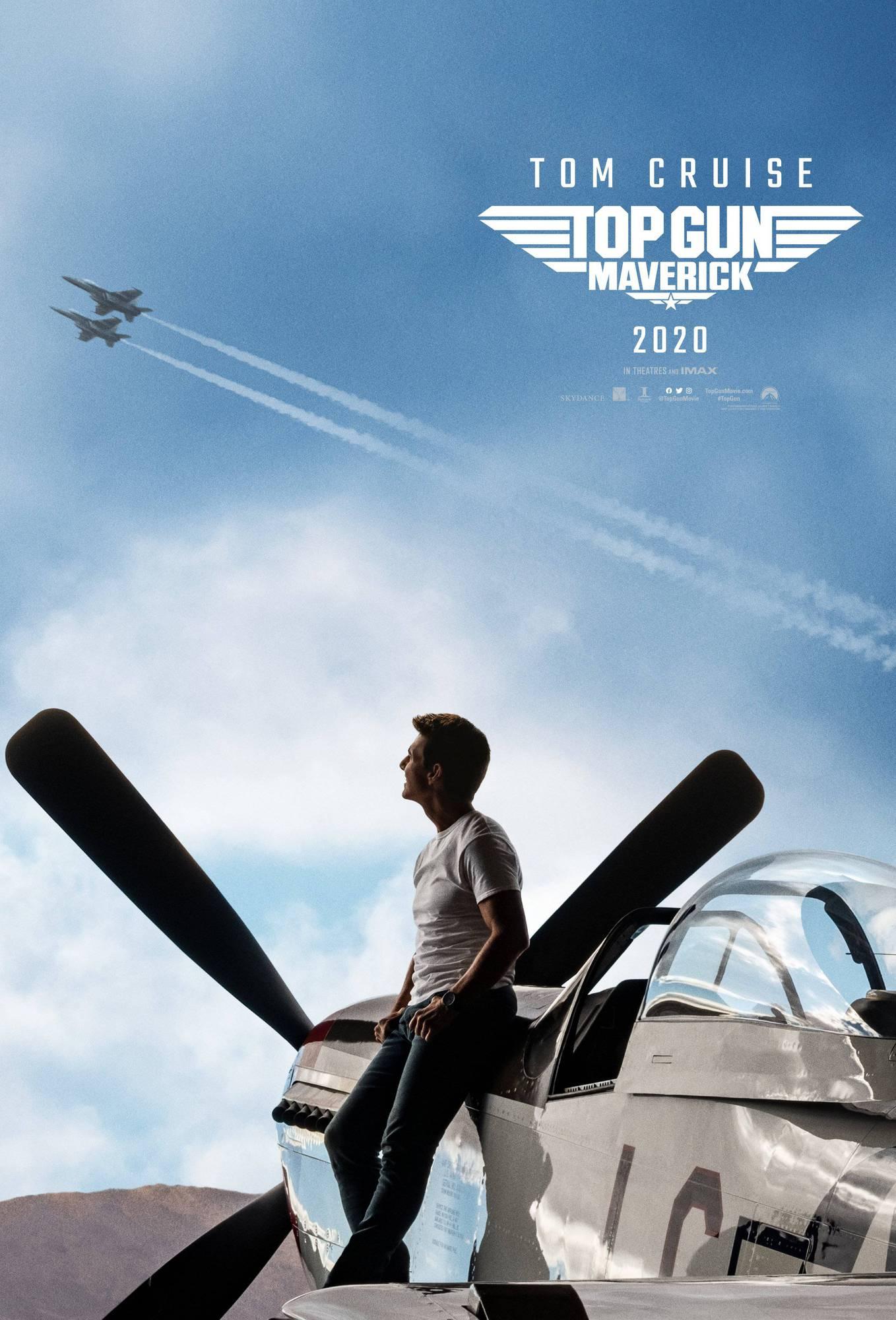 Top Gun: Maverick: novo trailer traz Tom Cruise liderando equipe de pilotos