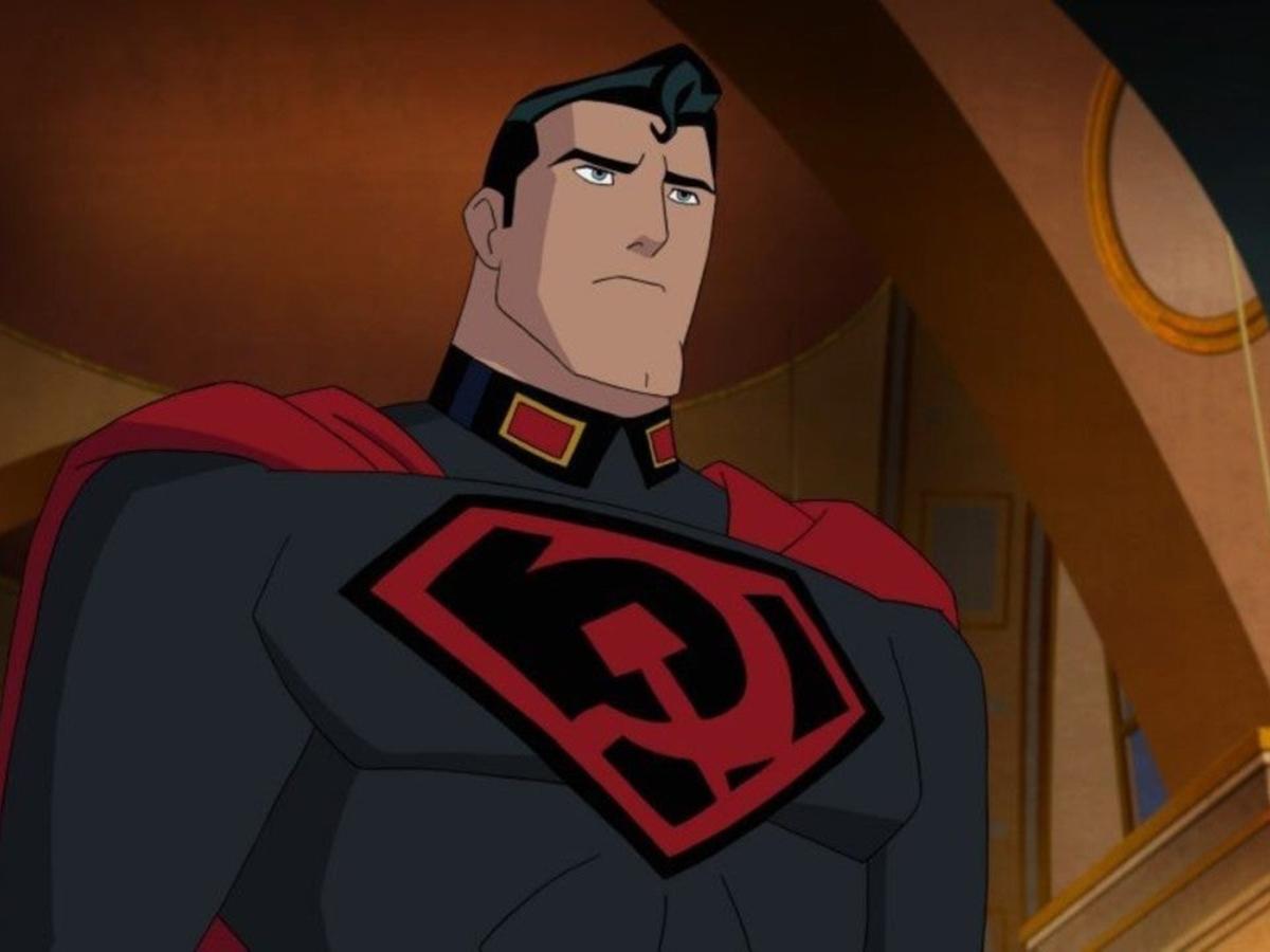 Superman: Entre a Foice e o Martelo, assista ao trailer da nova animação