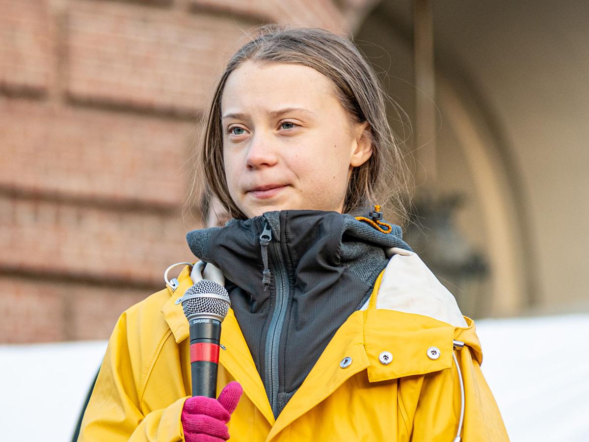 Documentário sobre Greta Thunberg chegará ao Hulu em 2020
