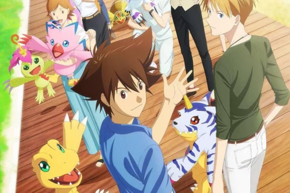 Digimon Adventure: Last Evolution Kizuna ganha novo trailer