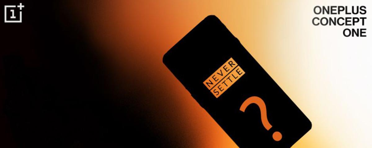 Imagem de: OnePlus anunciará suposto celular conceitual em 2020