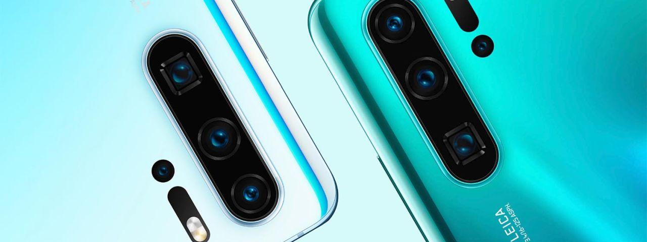 Imagem de: Huawei P40 chega em março com 'design nunca antes visto', diz CEO