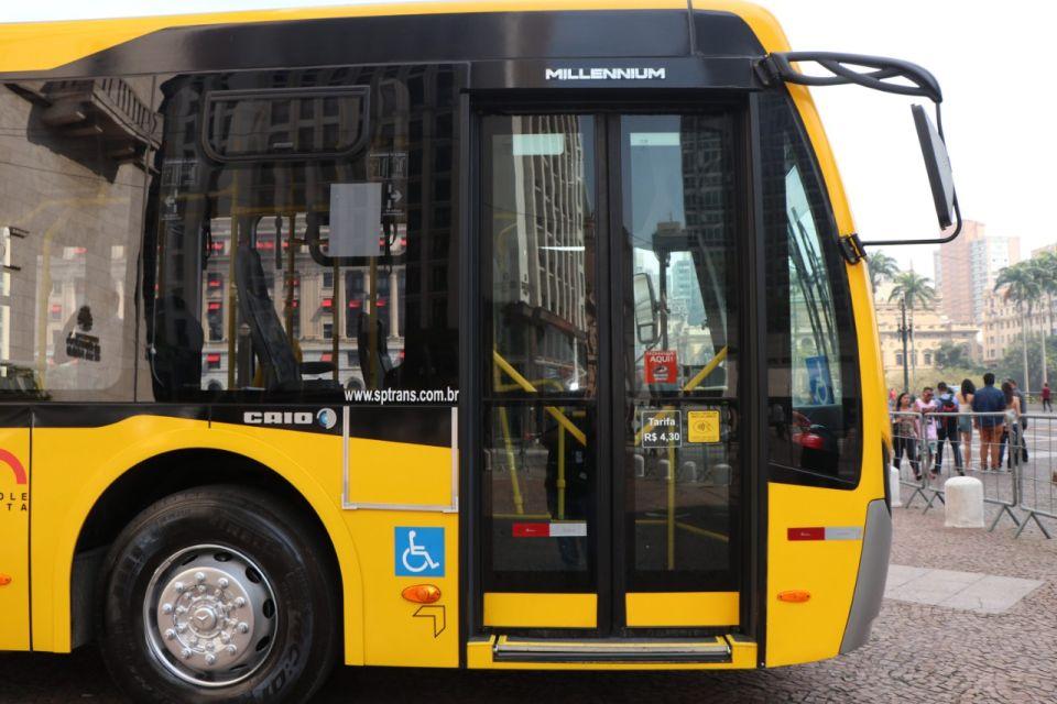 Pagamento por NFC chega a todos os ônibus de SP em 2020