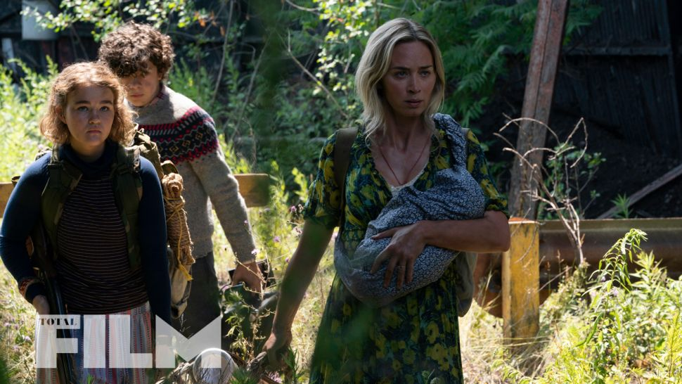 Um Lugar Silencioso 2: Emily Blunt aparece na primeira imagem oficial do filme