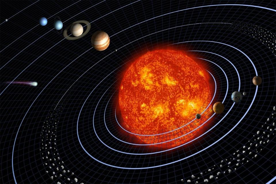 O que aconteceria se um planeta sumisse do Sistema Solar?