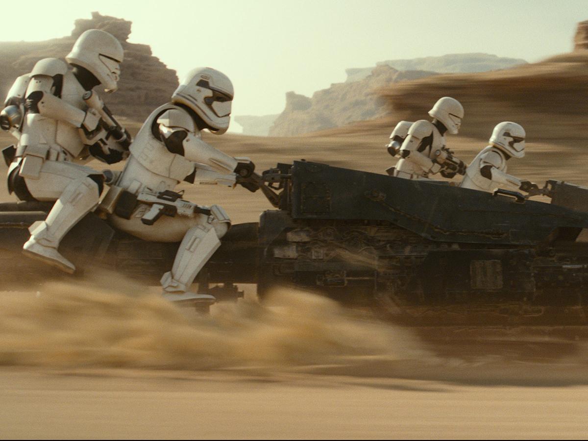 Primeiras reações de Star Wars: A Ascenção Skywalker exaltam o filme