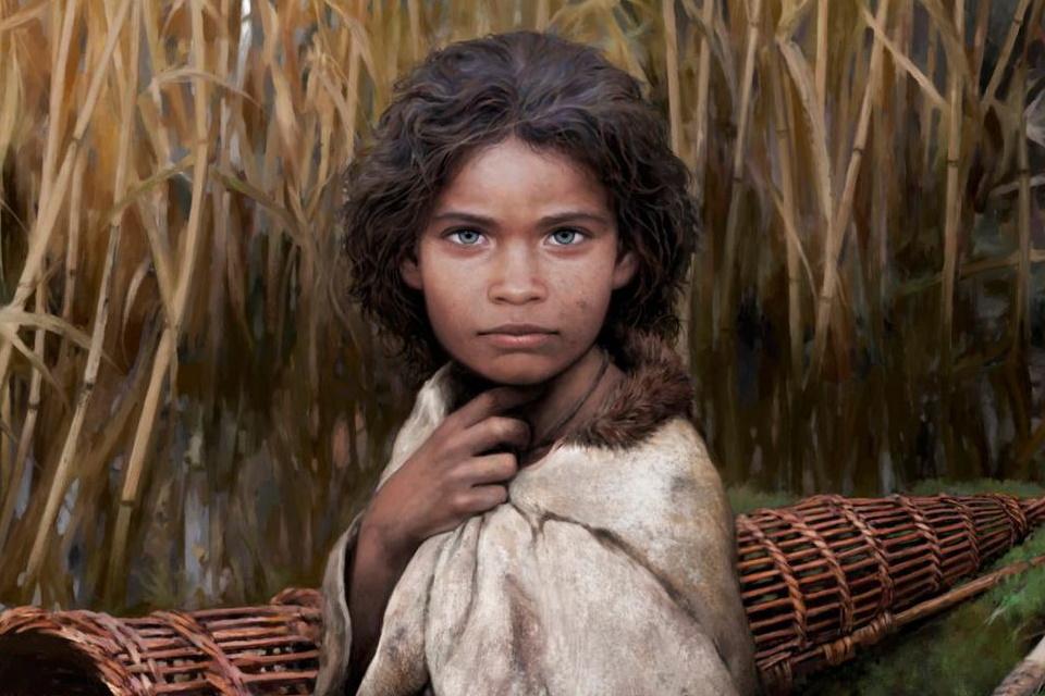 """Chiclete de 6 mil anos"" continha DNA de menina do Neolítico"