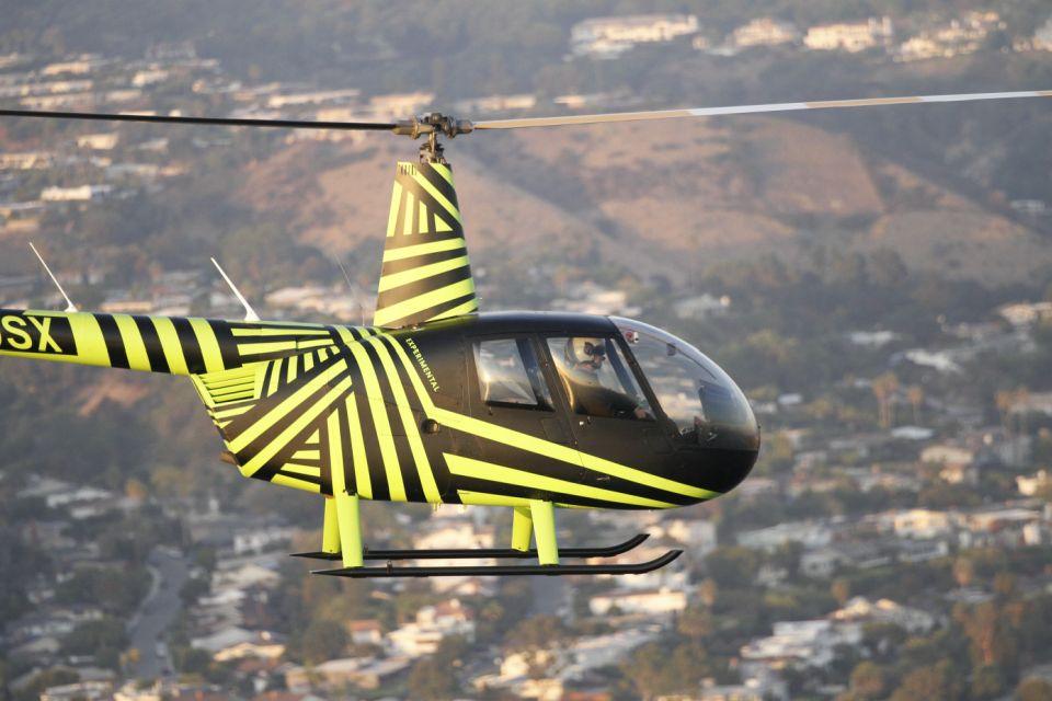 Helicópteros comuns podem voar sozinhos com novo sistema autômato