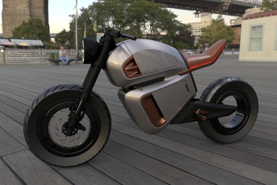 Ultracapacitor quase dobra autonomia de moto elétrica urbana