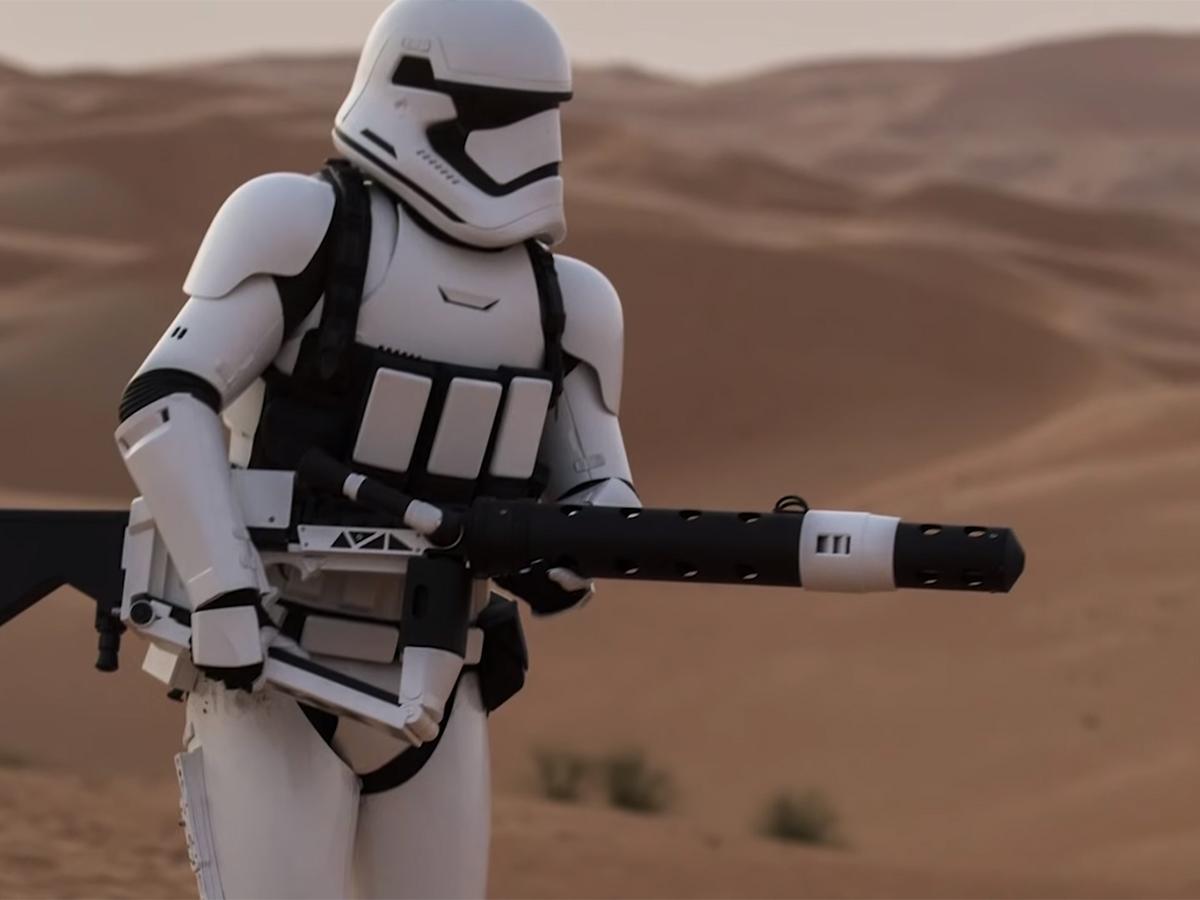 Star Wars: Lucasfilm lança vídeo explicando todos os tipos de Stormtroopers