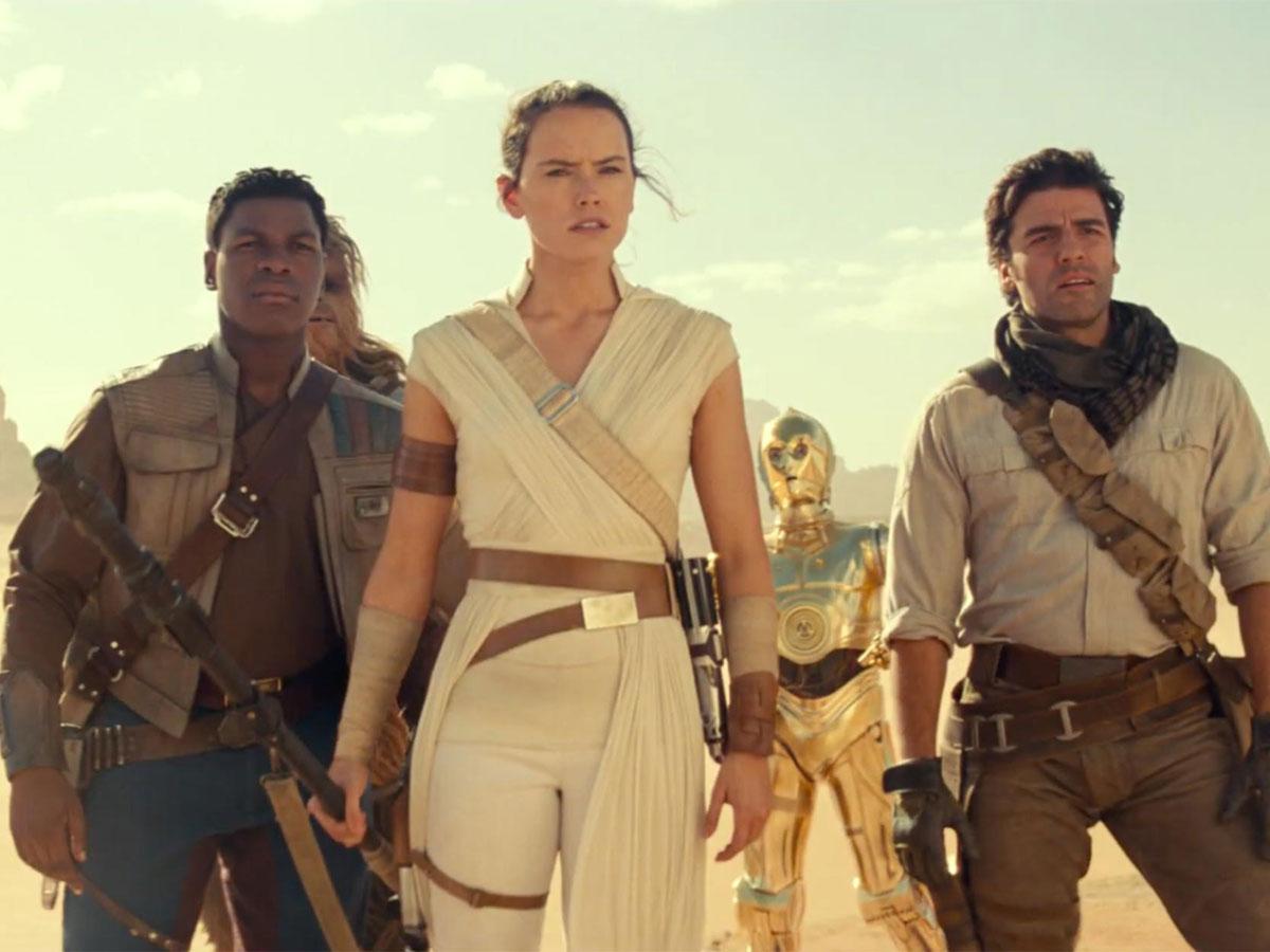 Star Wars: A Ascensão Skywalker é um fim triste da nova trilogia