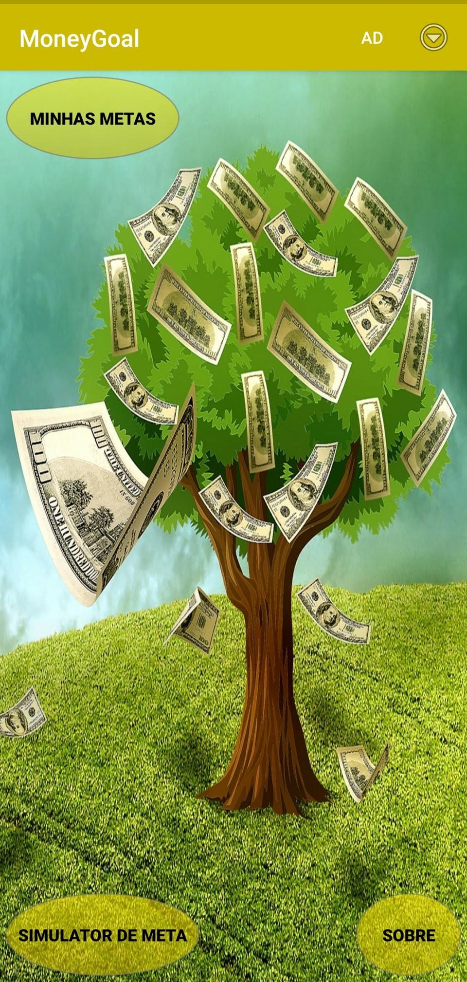 Metas de Dinheiro - Imagem 1 do software