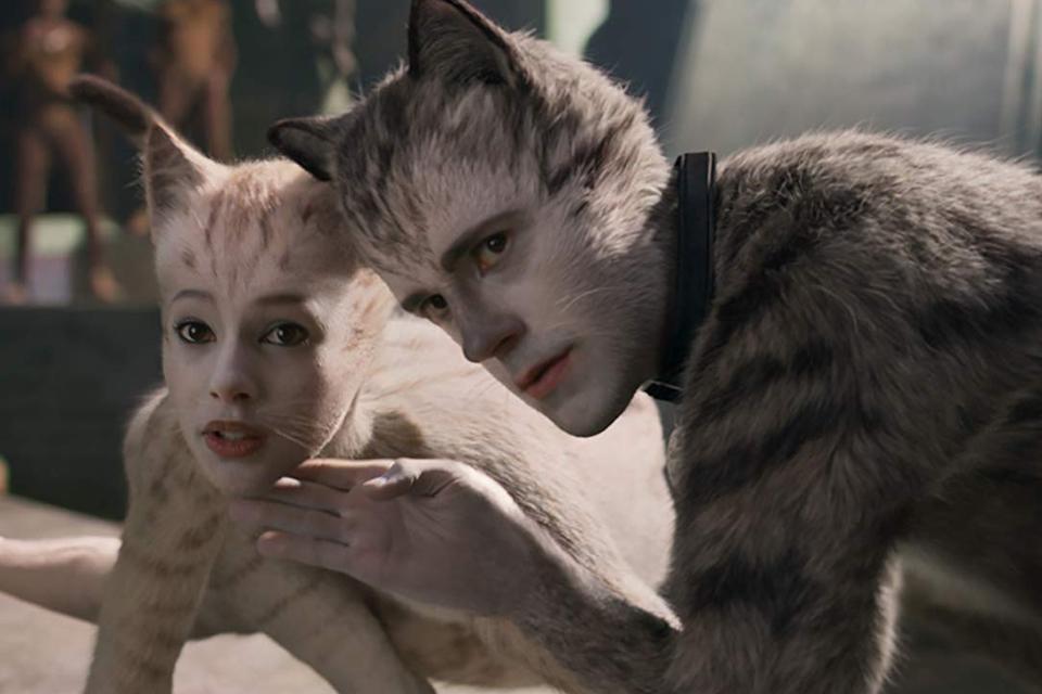 Cats: filme tem patch de atualização pela primeira vez na história