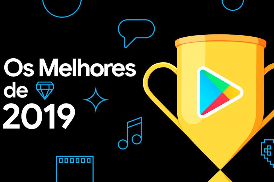 Play Store: Google lista melhores apps e jogos no Brasil em 2019