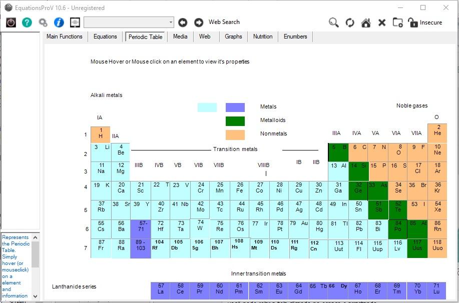 EquationsPro - Imagem 1 do software