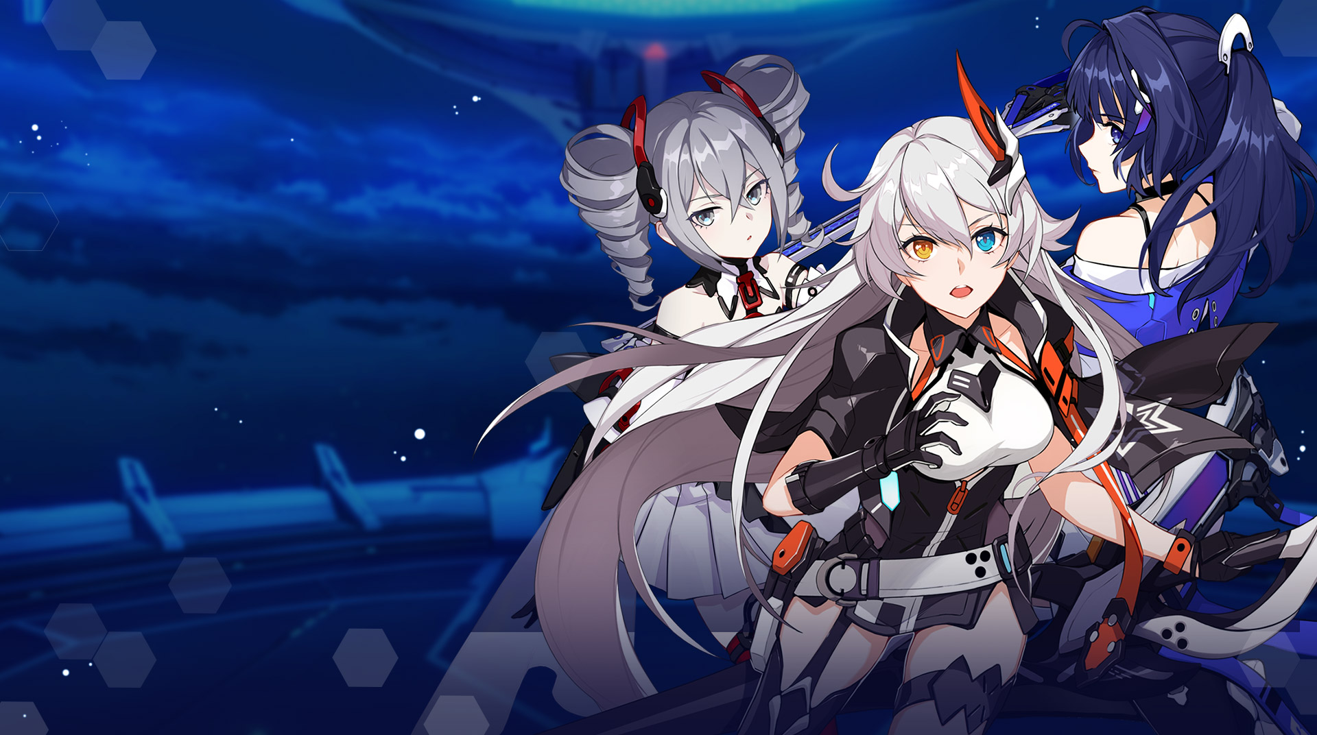 Honkai Impact 3 rd  para PC - Imagem 1 do software