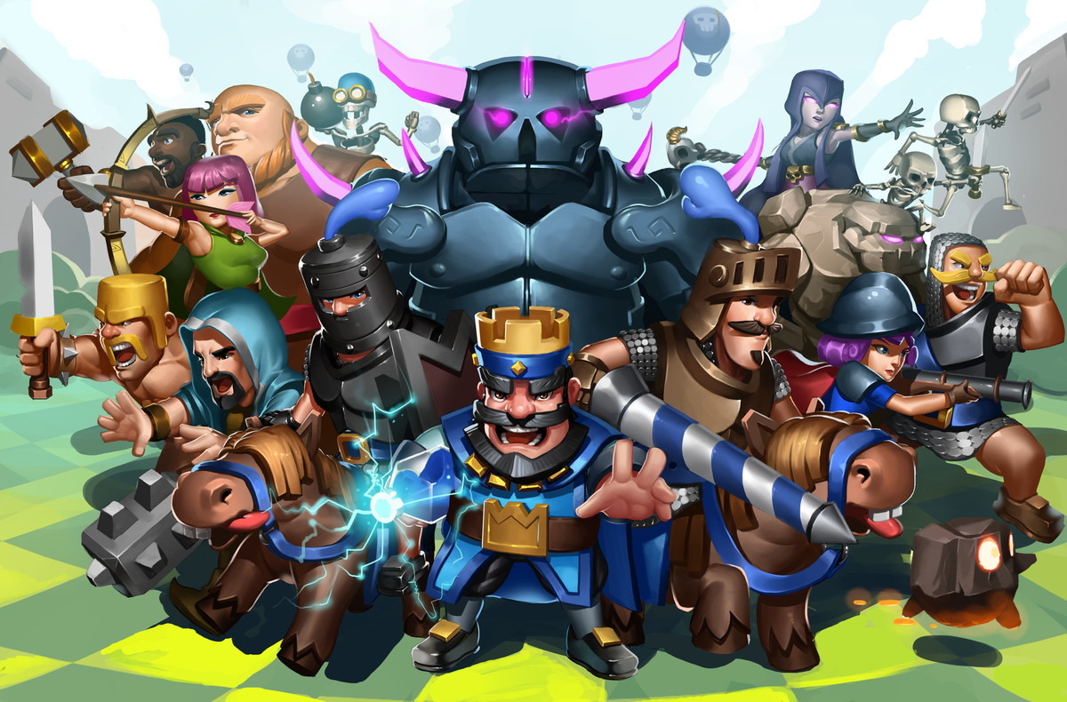 Clash Royale para PC - Imagem 1 do software