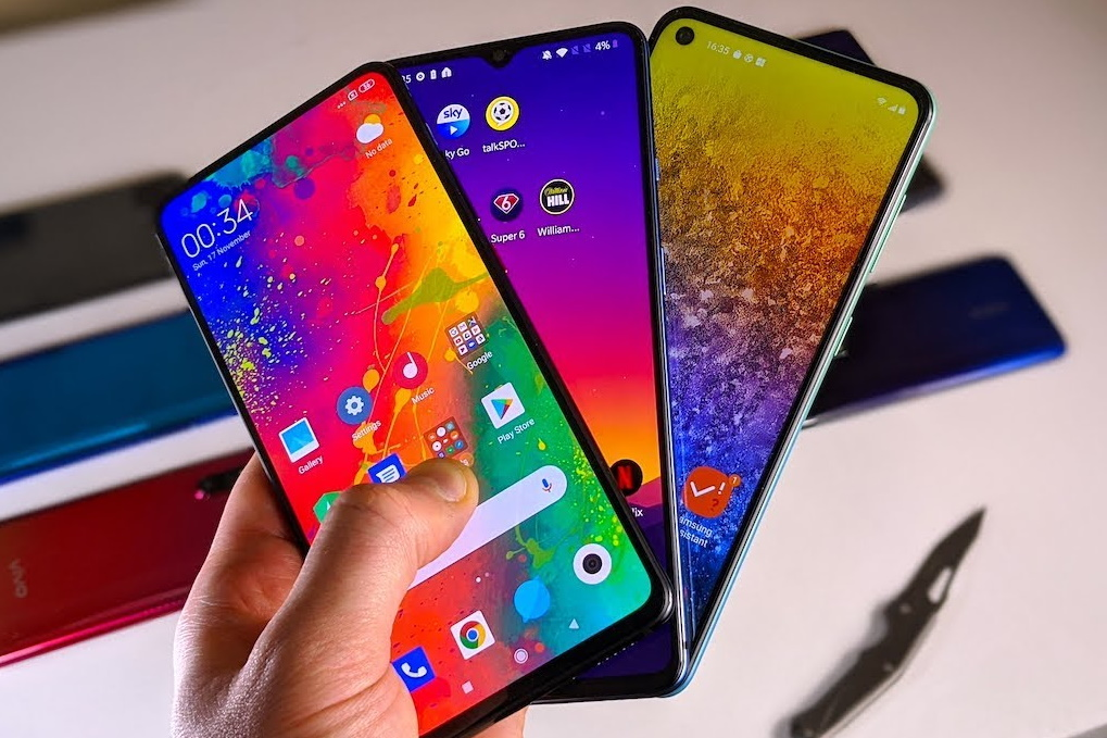 Top 10 Global: os smartphones mais vendidos no penúltimo trimestre de 2019