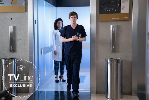 The Good Doctor: Carly e Shaun aparecem em novas fotos da série